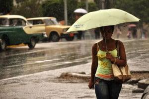 Havana, Cuba in the rain - Food Gypsy