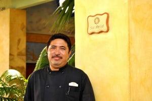 Chef Silvano Cruz, Cuba - FG