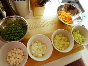 Potage Cultivateur, ingredients - Food Gyspy