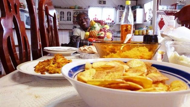 Mrs. Dolse Conner, Roatan - Food Gypsy
