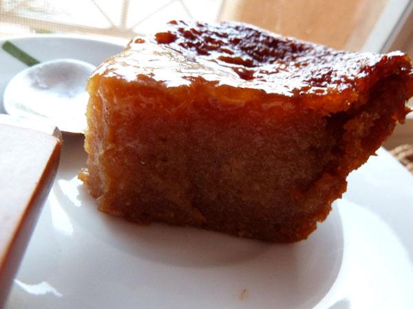 Honduran Food, Guava Cake - Food Gypsy