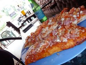 Forno_Antico_Pizzeria_Ham_Feta_&_Tomato