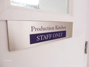 Production Kitchen, LBC - Food Gypsy