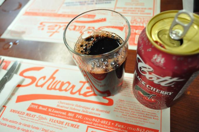 Schwartz's_Deli_Cott's_Cherry_Soda