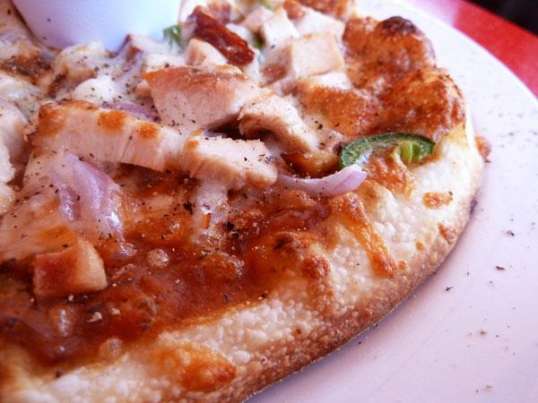 Piz'za-za _ Frijoles Pizza