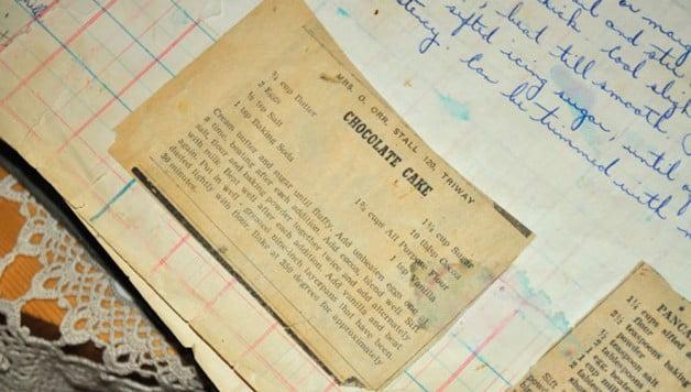 Gospel of Gert, recipe book - Food Gypsy