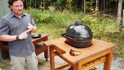 Michael Shannon (aka: The Grateful Griller), Food Gypsy