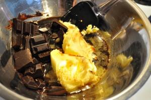 Melt over bain marie - Food Gypsy