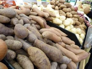Purple Yams, Yams & Potatoes, T&T - Food Gypsy