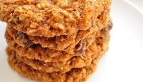 Granola Breakfast Cookies - Food Gypsy