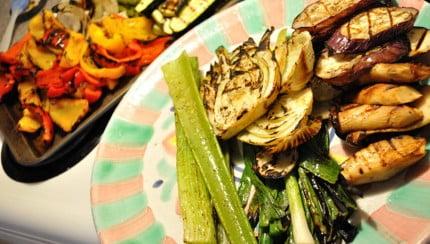 Grilled Vegetables - Food Gypsy