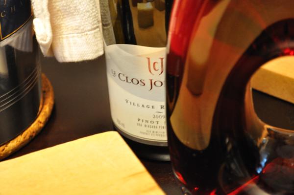 Le Clos Jordanne Village Reserve Pinot Noir, decats - Food Gypsy