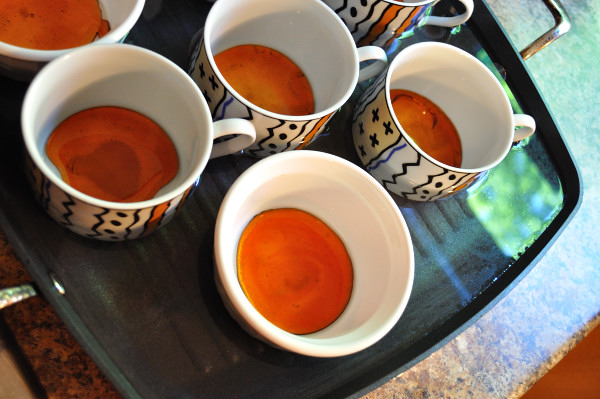 Cold Bain Marie, hot caramel - Food Gypsy