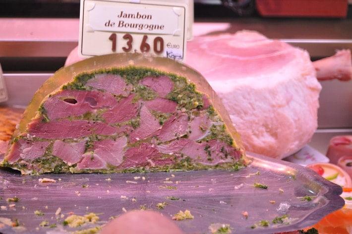 Jambon persillé, Les Halles - Food Gypsy