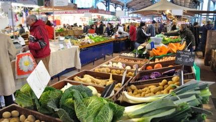Les Halles, Dijon - Food Gypsy