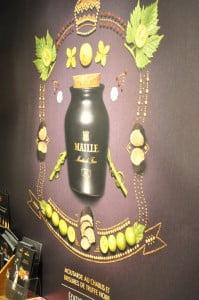 Black Truffel Mustard, Maille Mustard - Food Gypsy