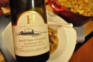 South Bay Chardonnay - Food Gypsy