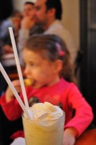 Milkshake with PDC Maple Toffee - Food Gypsy