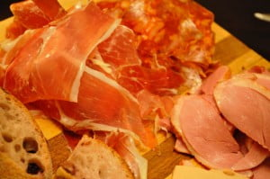 Choriso Iberico, Pata Negra, Smoked duck - Food Gypsy