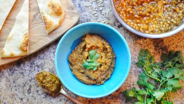 Lentil Curry, two ways - Food Gypsy