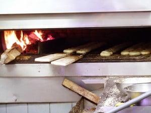Ottawa Bagelshop, oven - Food Gypsy