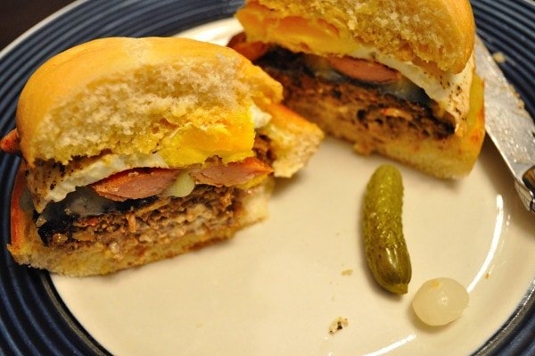 The Ollie Burger - Food Gypsy