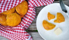 Sweet Potato Biscuits - Food Gypsy