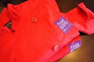 Team Colours - Food Gypsy
