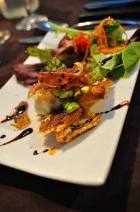 Asparagus Tart, Mateus - Food Gypsy