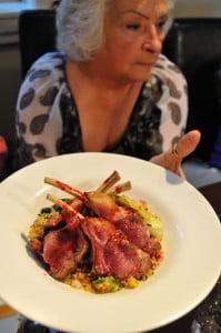 Rack of Lamb, Mateus - Food Gypsy