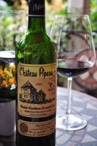 Chateau Pipeau, Saint Emilion Grand Cru 2005 - Food Gypsy