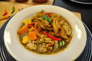 West Indian Chicken Curry - Food Gypsy