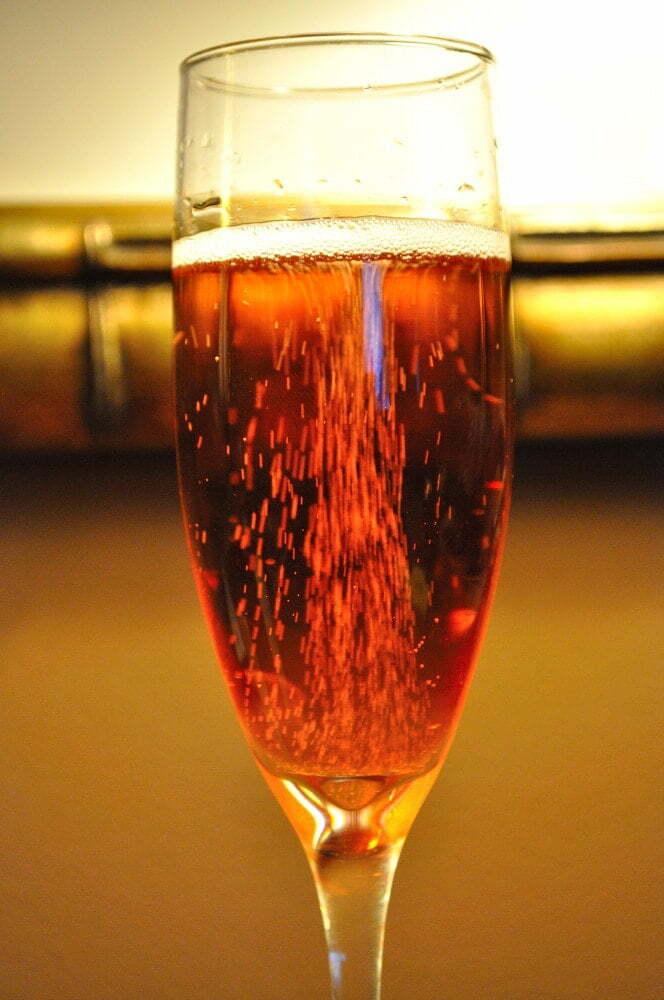 Blason, Crémant de Bourgogne Brut Rose - Food Gypsy