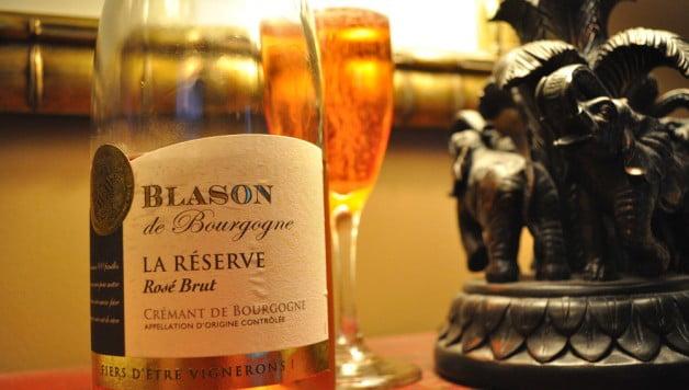 Blason de Bourgogne Crémant de Bourgogne Brut - Food Gypsy