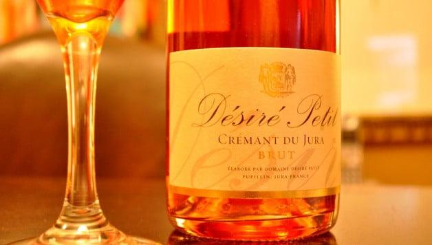 Domaine Désiré Petit Cremant du Jura Rosé Brute - Food Gypsy