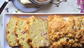 Savoury Ham & Cheese Loaf - Food Gypsy