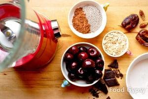 Black Forest Smoothie, ingredients - FG