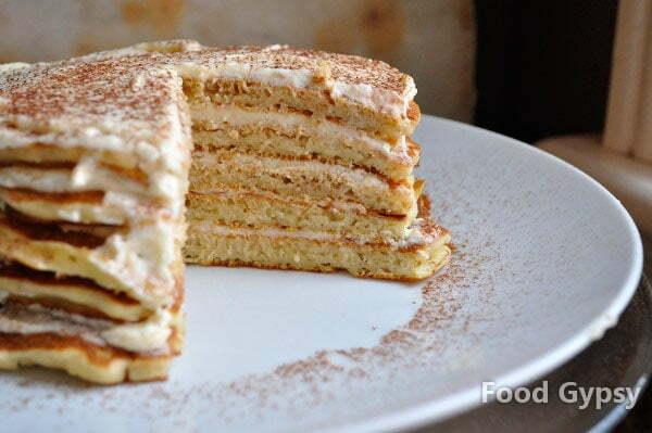 Pancake Tiramisu, yummy - FG