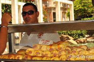 Cuban Ham & Cheese, Havana 2010 - FG
