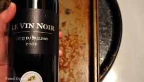 Le Vin Noir Côtes du Brulhois - Food Gypsy