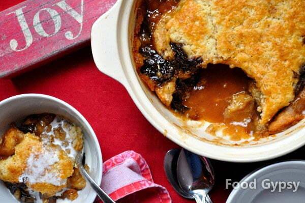 Grandma Jones' Deep Plum Pudding - FG