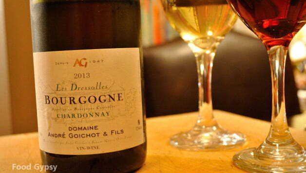 Domaine André Goichot & Fils Les Dressolles - Food Gypsy