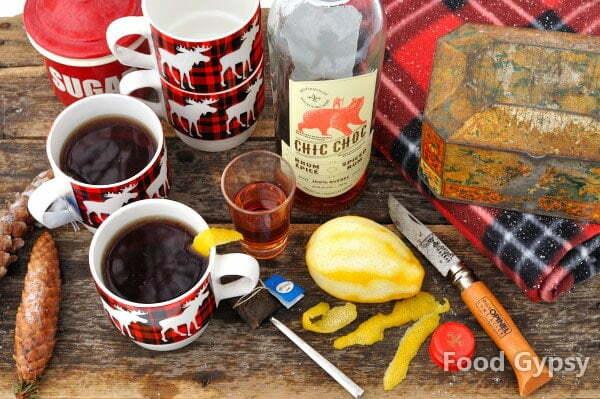 Chic Choc Spiced Rum, Boreal Gunfire - FG