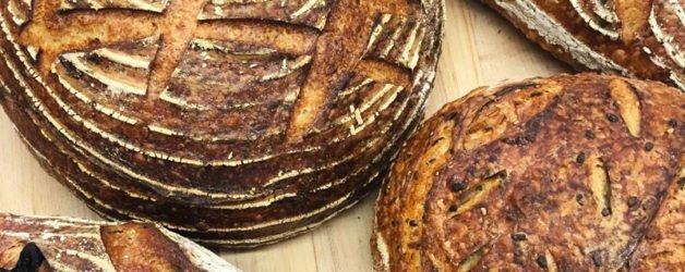 Baked Bread, Jo-Ann Laverty 2016