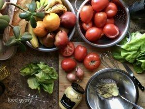 Four Ingredient Mustard Vinaigrette